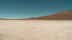 Andes of Bolivia, Altiplano - stock footage
