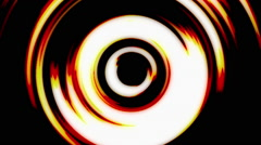 Sweeping Circular Abstract Spinning Stock Footage