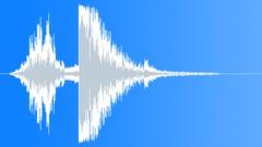 Alien Punch Impact (Hurt, Futuristic, Kick) Sound Effect