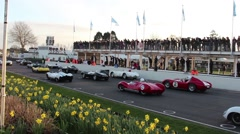 Cooper Monaco cars racing Arkistovideo
