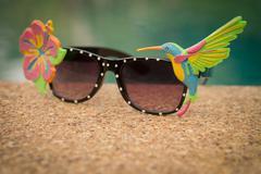 Fancy eyeglass - stock photo