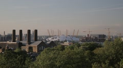 O2 Arena, London | HD 1080 - stock footage