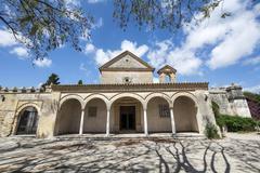 Cartuja Monastery, Jerez de la Frontera, Spain (Charterhouse) - stock photo