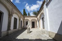 Cartuja Monastery, Jerez de la Frontera, Spain (Charterhouse) Stock Photos