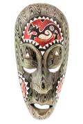 African ethnic mask Stock Photos