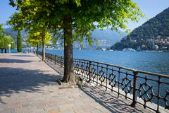 Como City, Italy - stock photo