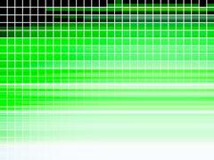 Vector straight lines Stock Illustration