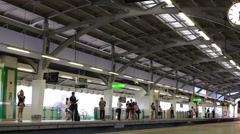 The Bangkok Mass Transit System (BTS) Stock Footage