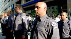 Lackawanna Police Academy Stock Footage
