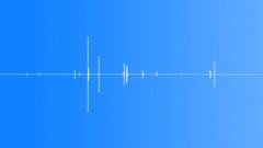 Beverage Can, Dent, Metallic Clicking, Crackling, V07 - sound effect