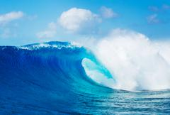Epic Waves, Perfect Surf - stock photo