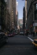 Street of New York City Manhattan Impressions Kuvituskuvat