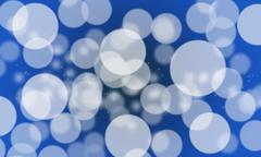 Blurry abstract bokeh background Stock Photos