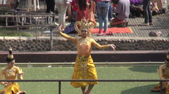 Traditional Thai Dancing - 28 Stock Footage