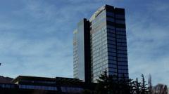 Radisson Blu Iveria Hotel Stock Footage