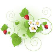Stock Illustration of strawberry