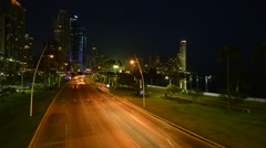 Panama City - stock footage