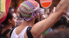 Gay pride or LGBT pride Footage - stock footage