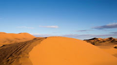Stock Video Footage of erg chebbi dune sand sahara desert morocco merzouga