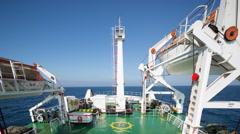Algeciras spain shipping harbour port passenger ferry transportation Stock Footage