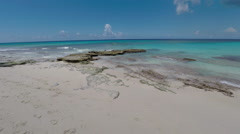 Barbados turquoise waters Stock Footage