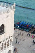 Palace of Doges, Venice, Italy - stock photo