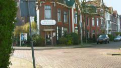 Pharmacy in Haarlem Netherlands Stock Footage