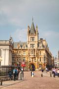 Stock Photo of Senate House in Cambridge, UK