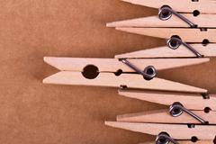 Stock Photo of Clothespin