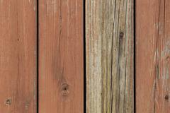 Weathered Wooden Boards Stock Photos