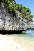 Samui Angthong National Marine Park Stock Photos