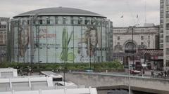 BFI IMAX, London - stock footage