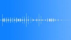 Screw Thread: Turn or Twist Off Small Metal Latch - V05 Sound Effect