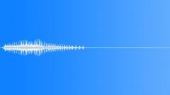 Male Voice: Bad (2) - sound effect