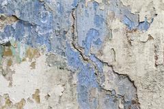 Shattered plaster - grunge texture Stock Photos