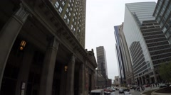 The Lyric Opera in Chicago, Illinois - stock footage