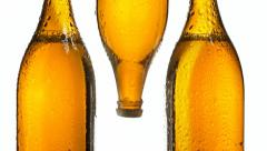 Beer penis metaphor Stock Footage