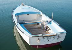Little boat Stock Photos