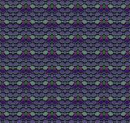 Stock Illustration of Seamless pattern violet green