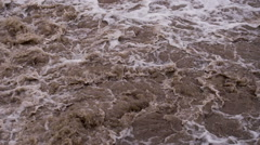Bubbling Mud Flow HD Pro Stock Footage
