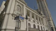 Municipal Council of Rio de Janeiro (Câmara dos Vereadores) - Brazil Stock Footage