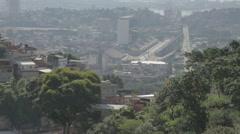 Rio's Sambodromo (Sapucaí) - Rio de Janeiro - Brazil Stock Footage