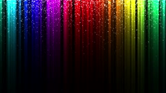 Shining rainbow background 02 Stock Footage