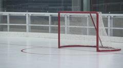 Hockey Practice (8 of 10) Stock Footage