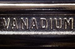 Vanadium Stock Photos