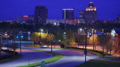 Greensboro, North Carolina Stock Footage