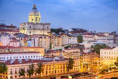 Lisbon Kuvituskuvat
