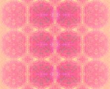Seamless pattern pink yellow Stock Illustration