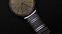 CLASSIC TIMEPIECE / version 2. - stock footage