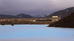 sulphur lake hills - stock footage